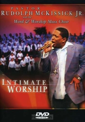 Intimate worship dvd