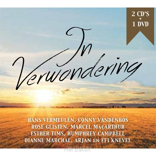 In verwondering 2CD/DVD