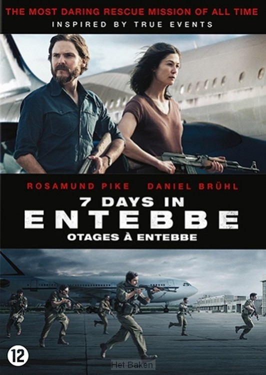 7 days in Entebbe