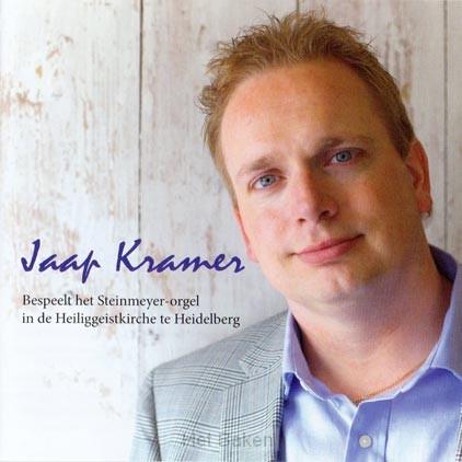 JAAP KRAMER BESPEELT HET STEINMEYERORGEL