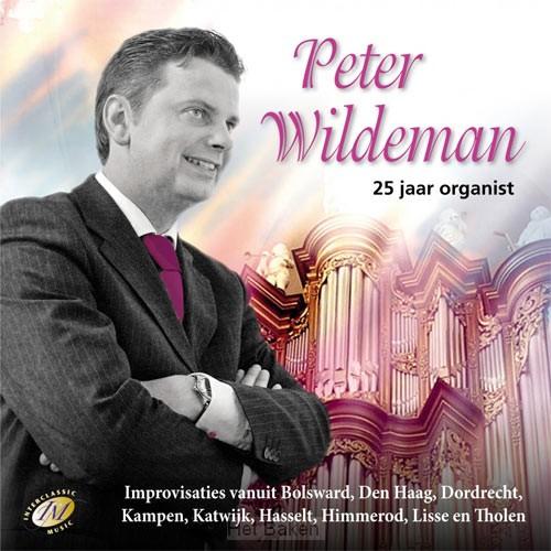 25 jaar organist