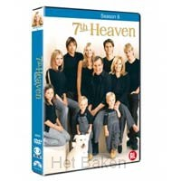 7th Heaven - Seizoen 6 (6-DVD)