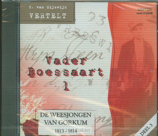 Vader Boessaart 1 LUISTERBOEK