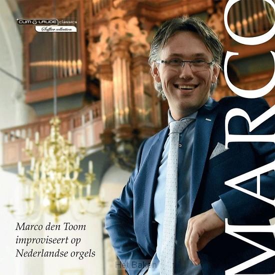 Improviseert op Nederlandse orgels