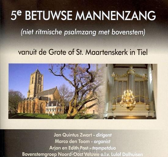 5 DE BETUWSE MANNENZANG