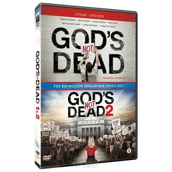 God's not dead 1+2