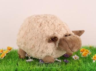 Lamb curly soft 25cm