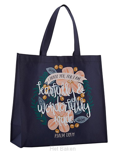 Tote bag wonderfully made