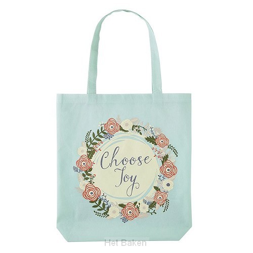 Tote bag choose joy