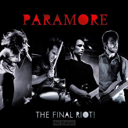 THE FINAL RIOT - BLUE RAY