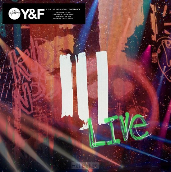 III (Live@Hillsong Conference / CD+DVD)