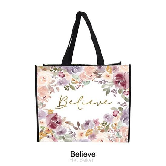 Tote Bag Believe