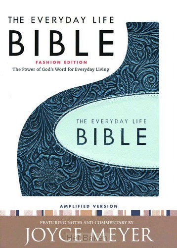 AMP - EVERYDAY LIFE BIBLE