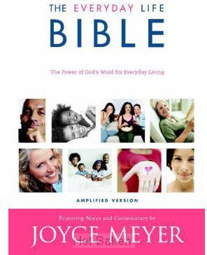AMP - EVERYDAY LIFE BIBLE (JOYCE MEYER)
