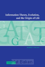INFORMATION THEORY, EVOLUTION AND THE OR