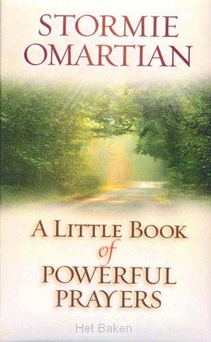 A LITTLE BOOK OF POWERFULL PRAYERS