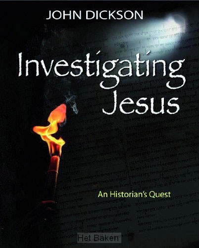 INVESTING JESUS