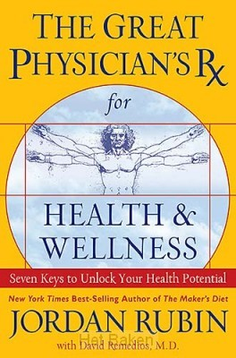 THE GREAT PHYSICIAN'S RX FOR HEALTH&WELL