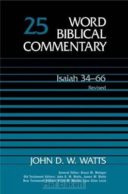 ISAIAH 34-66 (WBC) - REVISED