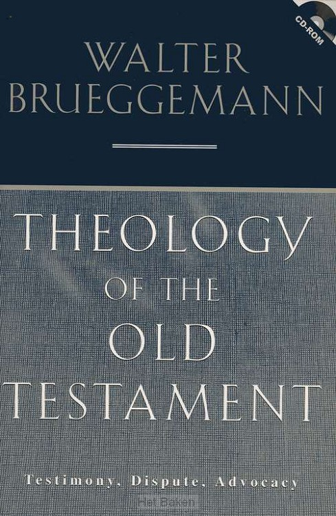 THEOLOGY OF THE O.T. (WITH CD-ROM)
