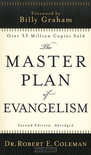 THE MASTERPLAN OF EVANGELISM