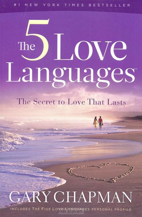FIVE LOVE LANGUAGES - NEW ED.