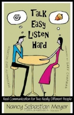 TALK EASY, LISTEN HARD