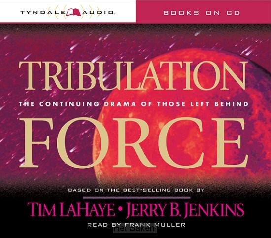 TRIBULATION FORCE - AUDIO (3CD)