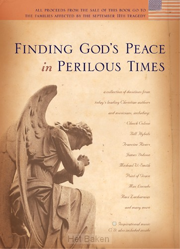 FINDING GOD'S PEACE/PERILOUS TIMES & CD