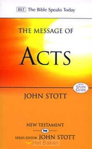 ACTS (MESSAGE OF) & STUDY GUIDE