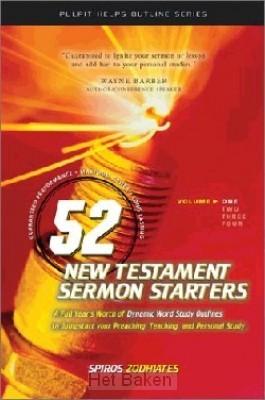52 NEW TEST. SERMON STARTERS - 1