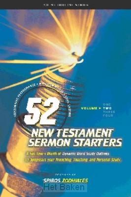 52 NEW TEST. SERMON STARTERS - 2