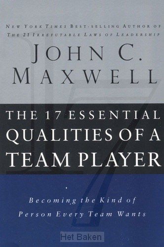 17 ESSENTIAL QUALITIES / TEAMPLAYER
