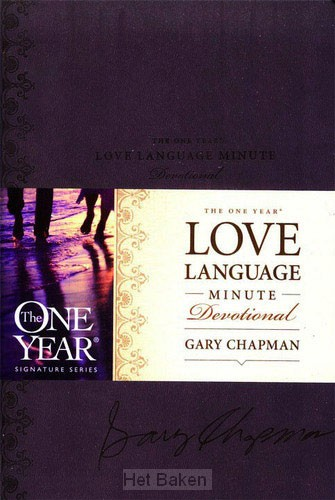 THE ONE YEAR LOVE LANGUAGE MINUTE DEVOTI