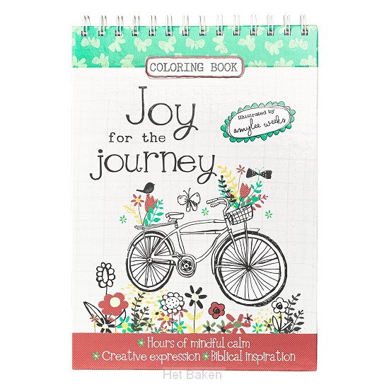 Joy for the Journey - Coloring Book for