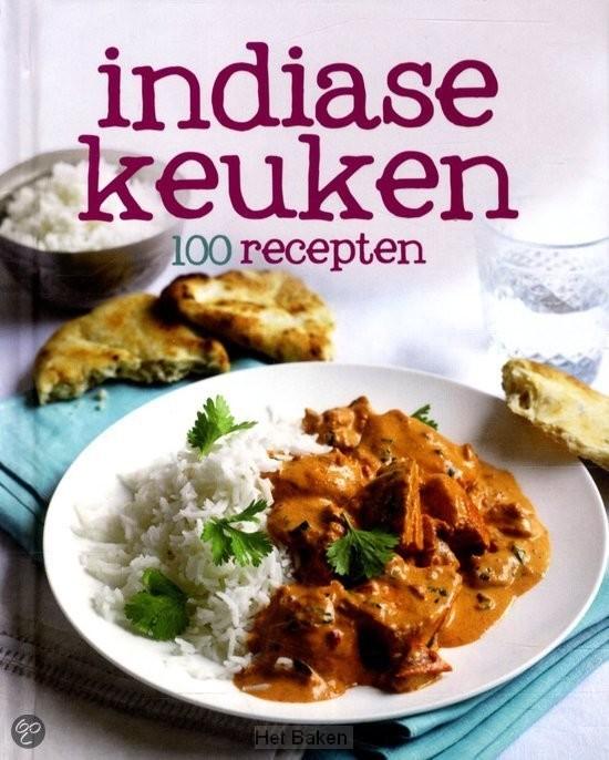 100 recepten Indiase Keuken