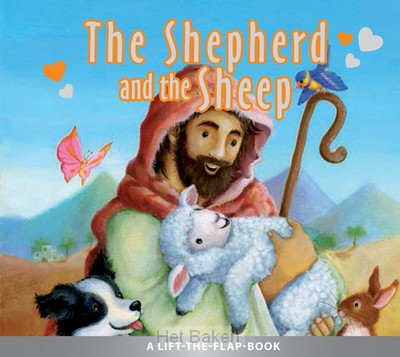 The Shepherd and the Sheep - Board Book