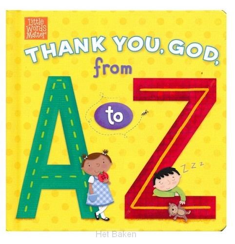 Thank you God from a tot z