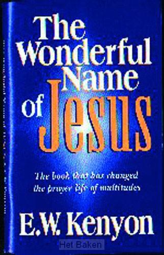 WONDERFUL NAME OF JESUS