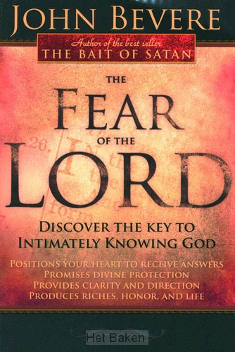 FEAR OF THE LORD - NEW ED.