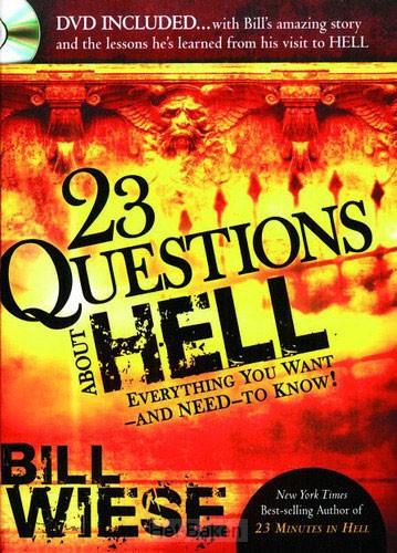 23 QUESTIONS ABOUT HELL (& DVD)