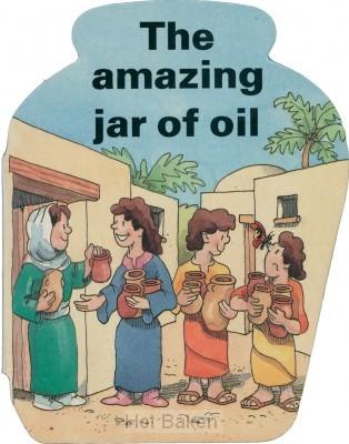 AMAZING JAR OF OIL