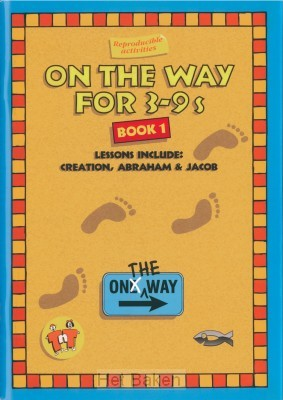 IN THE WAY 3-9 BOOK 1
