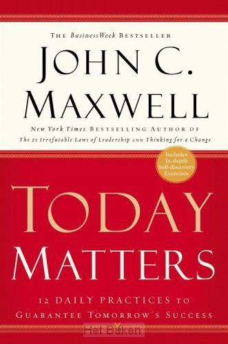 TODAY MATTERS - PB
