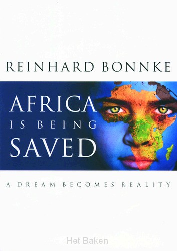 AFRICA IS BEING SAVED - 2DVD