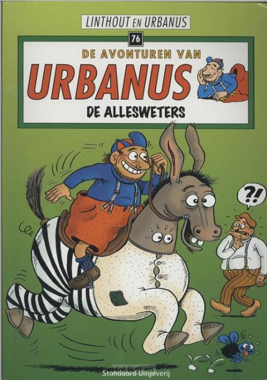 URBANUS / 76 DE ALLESWETERS