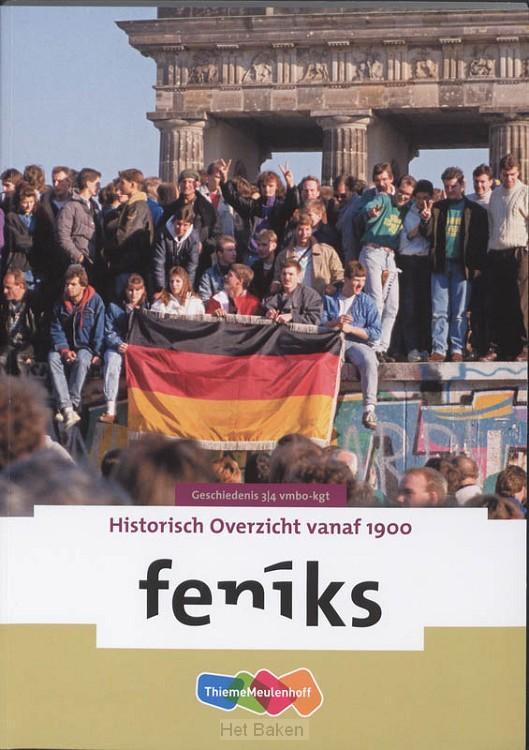 FENIK      / 3/4 VMBO-KGT