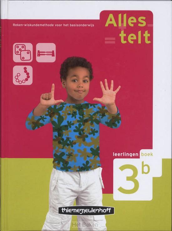 Alles telt-2e dr Leerlingenboek 3B