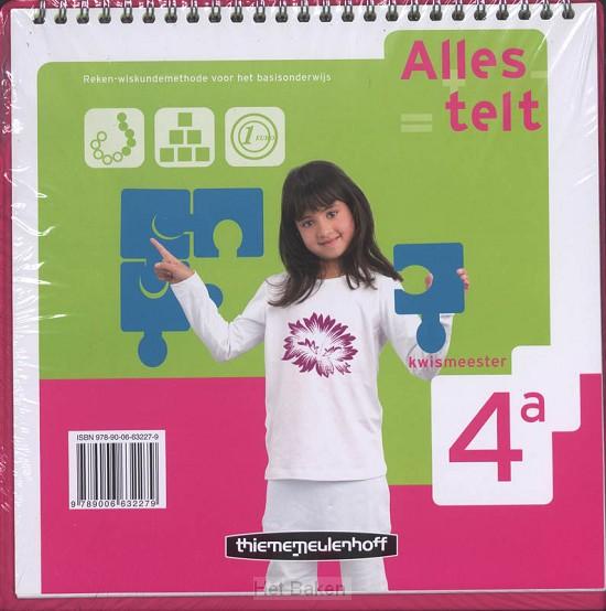 ALLES TELT-2E DR KWIS