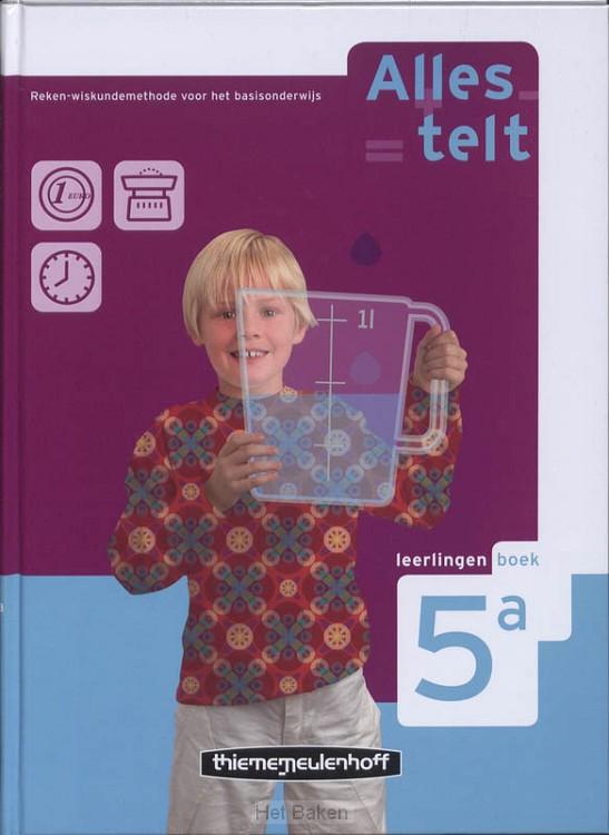 ALLES TELT-2E DR LEERLINGENBOEK 5